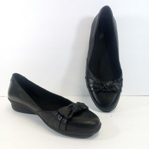 CONNIE Genuine Leather Comfort Flats